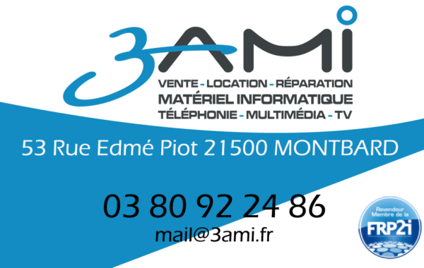 3@ MAINTENANCE INFORMATIQUE