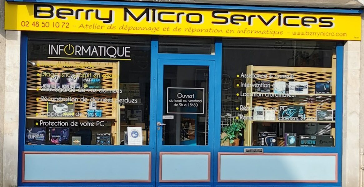 BERRY MICRO SERVICES